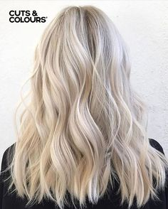 ICE | Koel blond | CUTS & COLOURS