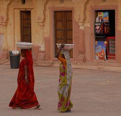 India-Jaipur-08 - Amber Fort - Jaipur