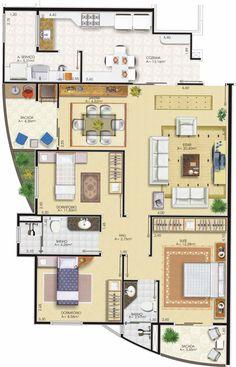 projeto casa ventilação cruzada - Pesquisa Google