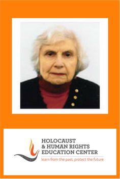 Lola Margulies, Holocaust Survivor: She was 11 years old when the German army invaded Poland after declaring war on Russia in 1941. She was then interned in a ghetto. After the Ghetto was liquidated in 1943, she spent a few weeks in a labor camp but she escaped to the woods where she and her immediate family were hidden ten feet underground in a bunker for nine months until liberation in 1944. She moved to the US in 1947.