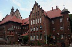 Hugon Kołłątaj's High School Building