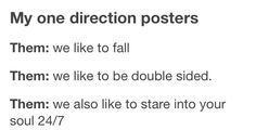 The main reason all of my posters are in my closet....