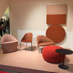 JIENARTS +86-18129907376 Milan International Furniture Fair  #软装#实物画#装置艺术画# Eames, Floor Chair, Lounge, Flooring, The Originals, Product Design, Furniture, Home Decor, Chairs