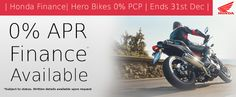 #Honda Quarter 4 campaign material - 0% available on their Hero Bikes