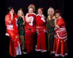 Santa Baby dance, Christmas hafla