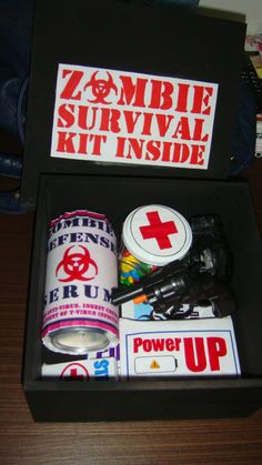 Brad on Pinterest | Zombie Survival Kits, Zombies Survival and Zombies