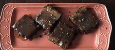 Decadent Gluten Free Brownies
