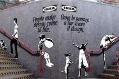 graffiti advertising - Google Search