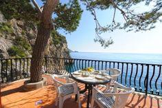 apartment in Praiano La Praia short term rentals - Amalfi Coast Rental 115 euros/night, limited bookings!