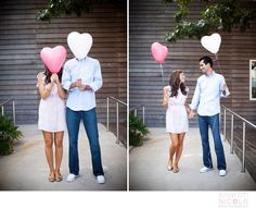In the Name of Love: Heart Balloon Photo Ideas & Edits #pictricks