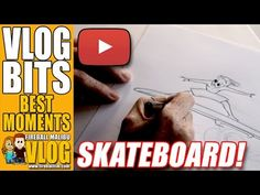 Fireball draws WORLD'S FASTEST #SKATEBOARD! - VLOG BITS SUBSCRIBE to the Vlog-Blog @ http://ift.tt/12aPqeo Fireball draws WORLD'S FASTEST #SKATEBOARD! - VLOG BITS In this VLOG BITS Series you'll see the best moments of FIREBALL MALIBU VLOG this bit of Fireball drawing a hug Skateboard. Skateboarding is an action sport which involves riding and performing tricks using a skateboard. Skateboarding can also be considered a recreational activity an art form a job or a method of transportation.[1]…