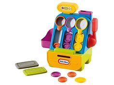 Little Tikes Count 'n Play Cash Register, http://www.amazon.com/dp/B006ZJHKA8/ref=cm_sw_r_pi_awdm_keFdwb1QPWYG5