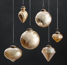 Unique Glass Decorations | Unique Hand Blown Christmas Ornaments