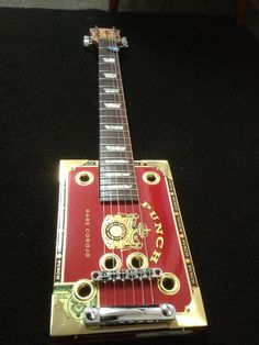 because you need a Left handed cigarbox guitar