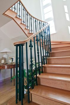 Stockwell Ltd are Scotland's specialist timber staircase manufacturers, providing unrivalled service to: major house builders; Wrought Iron Spindles, Staircase Spindles, Timber Staircase, Wooden Staircases, Staircase Design, Loft Conversion Stairs, Stairs Cladding, Staircase Manufacturers, Houses