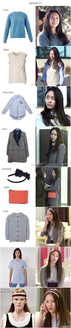Lee bo na as Krystal fashion
