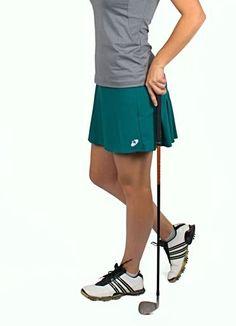 4e59d510bc0 StarBornSkirts Women s Golf Skorts - Masters Green Fluttercut