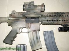 Rifles Bush Master Camo AR15 223 Slide Fire StockLoading that magazine is a pain! Get your Magazine speedloader today! http://www.amazon.com/shops/raeind