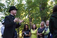 Ghost walks at Bronte Creek Park Ghost Walk, Burlington Ontario, Outdoor Life, Outdoor Activities, Walks, Couple Photos, Fun, Hiking, Events