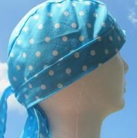Doo Rag Pattern by QueenLamb | Sewing Ideas