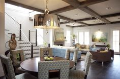 Designed by Sharon Clasen, owner and founder of Insite Interiors and The Sale Room @ IMS.