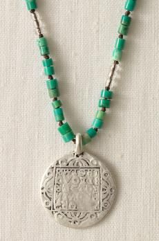 turquoise lushness from stelladot