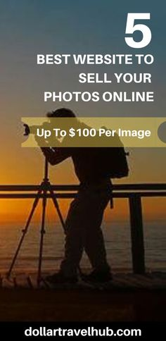 Do you love to take photos? Then you can make money online selling your photos. 5 Highest Paying Photography Websites For Selling Your Photos! You don't need to be a pro to sell your photos online. Earn More Money, Make Money Online, How To Make Money, Photography Sites, Photography Website, Stock Photo Sites, Selling Photos, Best Sites, Photo Online