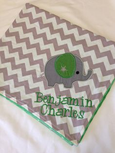 Hey, I found this really awesome Etsy listing at http://www.etsy.com/listing/152054311/personalized-baby-blanket-30x35-minky