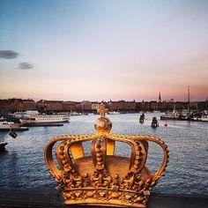 #estocolmo capital da #suécia, quer saber mais? www.viagemjovem.blogspot.com Road Maps, Destinations, Stockholm