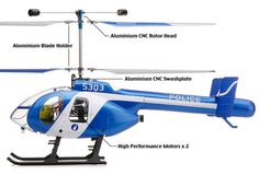 Shop By Brands :: Walkera Helicopters :: Walkera 53Q3 Remote Control Helicopter 4 Channel Heli - RC Helicopter Select: Top Radio Control Helicopters from Top Brands