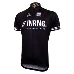 Cool, calm and collected - the Inner Ring @inrng jerseys from Santini.