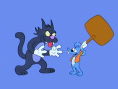 Itchy Scratchy Best moments list