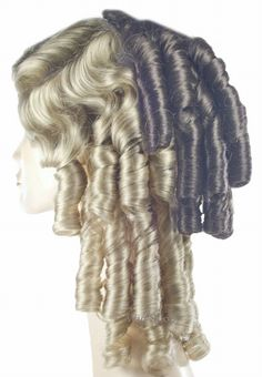 WG1120 - Southern Belle Attachment - Banana Curl attachment in wide range of colors.