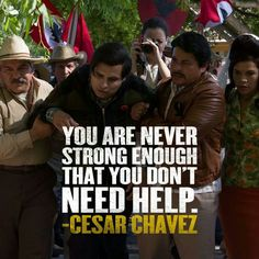 Cesar Chavez Cesar Chavez Quotes, Brown Pride, Workers Rights, We Are The Ones, Brown Skin, My People, School Projects, Coming Out, Inspire Me