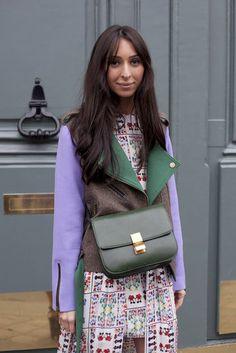 celine mini luggage red leather bag - STREET STYLE: Celine Edition on Pinterest | Celine Bag, Celine and ...