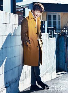 Choi Jin Hyuk For InStyle Korea's February 2014 Issue Hot Korean Guys, Korean Men, Asian Men, Korean Celebrities, Korean Actors, Fated To Love You, Emergency Couple, Choi Jin Hyuk, Great Smiles