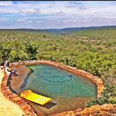 Moonriver Lodge- Waterburg, South Africa