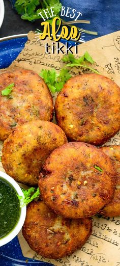 Crispy & Crunchy Aloo Tikki is a popular Indian street food that is basically fried spicy potato patty. It is one of the most popular chaat items and can be made easily at home too.