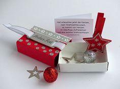 """Geschenkschachtel """"Weihnachten"""""""