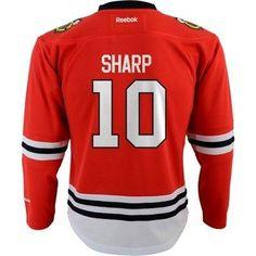 Chicago Blackhawks Patrick Sharp Child Jersey (4-7)