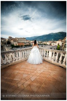 Stefano Colonna - Wedding in Sulmona (AQ) -ITALY - Your dreams comes true....