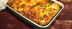 Chiles Rellenos Casserole Recipe | The  Chew - ABC.com you can freeze this. Thaw out and reheat 375 for 40 min.