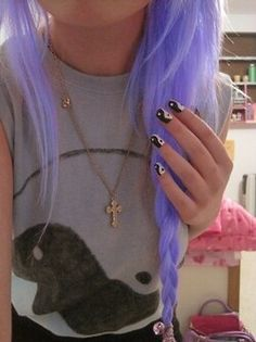 If I had to dye my hair a color, this would be it!