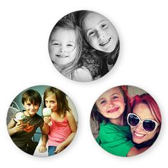 Photo Gallery Magnet   Custom Magnets