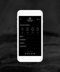 Triniso mobile menu  2x