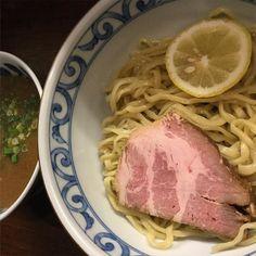 限定 濃厚海老つけ麺 突き抜ける海老感食べておいて良かった 幸せ笑#ramen #r部 #ラーメン #つけ麺 by koja_writer