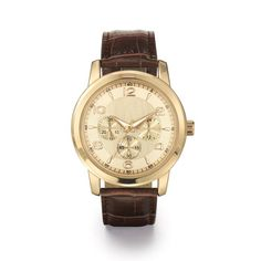 Men's Classic Everyday Watch | Avon. A classic timepiece.  Available in black…