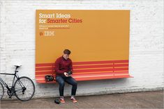 IBM  Agency: Ogilvy & Mather, Paris