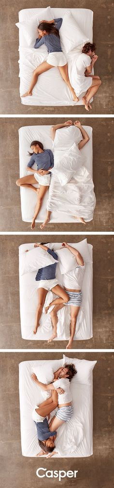 this is too cute. Damn advertising works well on me, now all I can think about is, hmm, I wonder how comfortable those mattresses are?