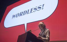 Art Spiegelman's new stage show, Wordless!